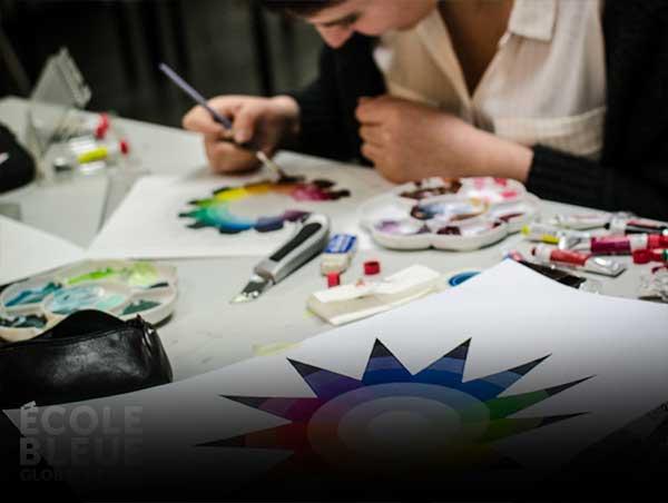 Atelier Préparatoire École Bleue Paris | préparation aux écoles d\'arts